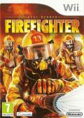 Real Heroes: Firefighter Wii Front Cover