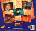 The Curse of Monkey Island Windows Other Jewel Case - Back