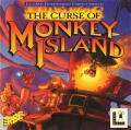 The Curse of Monkey Island Windows Other Jewel Case - Front