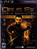 Deus Ex: Human Revolution (Augmented Edition) PlayStation 3 Front Cover