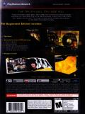 Deus Ex: Human Revolution (Augmented Edition) PlayStation 3 Back Cover