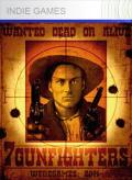 7 Gunfighters Xbox 360 Front Cover