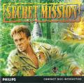 Secret Mission  CD-i Front Cover