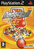 Dodgeball PlayStation 2 Front Cover