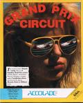 Grand Prix Circuit DOS Front Cover