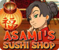 Asami's Sushi Shop Windows Front Cover