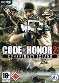 Code of Honor 2: Conspiracy Island Windows Other Keep Case - Front