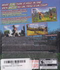 Hot Shots Golf: Out of Bounds PlayStation 3 Back Cover