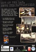 Battlefield 1942: Secret Weapons of WWII Macintosh Back Cover