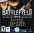 Battlefield 1942: Secret Weapons of WWII Macintosh Other Jewel Case - Front