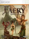 Faery: Legends of Avalon Xbox 360 Front Cover
