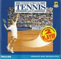 International Tennis Open CD-i Front Cover