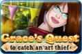 Grace's Quest: To Catch An Art Thief Windows Front Cover