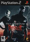 Diabolik: The Original Sin PlayStation 2 Front Cover