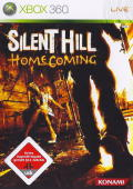 Silent Hill: Homecoming Xbox 360 Front Cover