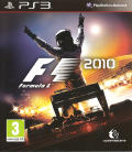 F1 2010 PlayStation 3 Front Cover