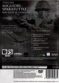 Call of Duty 2: Big Red One (Collector's Edition) PlayStation 2 Back Cover