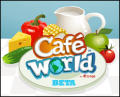Café World Browser Front Cover