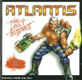 Atlantis: The Last Resort CD-i Front Cover
