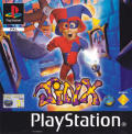 Jinx PlayStation Front Cover