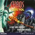Chaos Control CD-i Front Cover