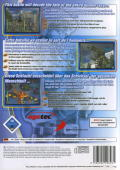 Monster Attack PlayStation 2 Back Cover