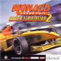 Monaco Grand Prix Racing Simulation 2 Dreamcast Front Cover