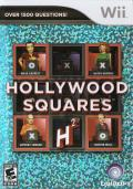 The Hollywood Squares Wii Front Cover