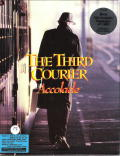 The Third Courier DOS Front Cover