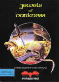 Jewels of Darkness DOS Front Cover