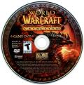 World of Warcraft: Cataclysm (Collector's Edition) Macintosh Media Game disc