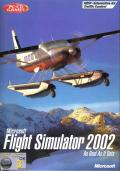 Microsoft Flight Simulator 2002 Windows Front Cover