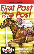 First Past the Post Commodore 64 Front Cover