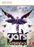 Yar's Revenge Xbox 360 Front Cover