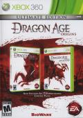 Dragon Age: Origins - Ultimate Edition Xbox 360 Front Cover