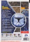 Star Wars: Galactic Battlegrounds - Clone Campaigns Windows Back Cover