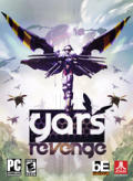 Yar's Revenge Windows Front Cover
