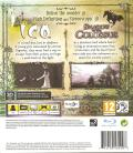 The ICO & Shadow of the Colossus Collection PlayStation 3 Back Cover