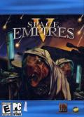 Space Empires V Windows Front Cover