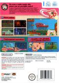 Kirby's Epic Yarn Wii Back Cover