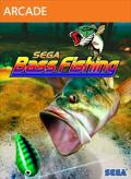 SEGA Bass Fishing Xbox 360 Front Cover