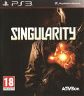 Singularity PlayStation 3 Front Cover