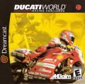 Ducati World: Racing Challenge Dreamcast Front Cover