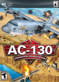 AC-130: Operation Devastation Windows Front Cover