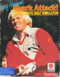 Greg Norman's Shark Attack! The Ultimate Golf Simulator DOS Front Cover