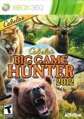 Cabela's Big Game Hunter 2012 (With Top Shot Elite) Xbox 360 Other Keep Case - Front