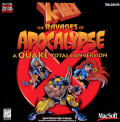 X-Men: The Ravages of Apocalypse Macintosh Other Jewel Case - Front