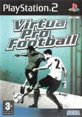 Virtua Pro Football PlayStation 2 Front Cover