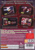Deathsmiles: Deluxe Edition Xbox 360 Back Cover