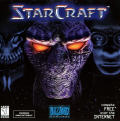 StarCraft Macintosh Other Jewel Case - Front